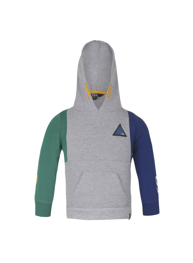 Sweater Hoody - Block