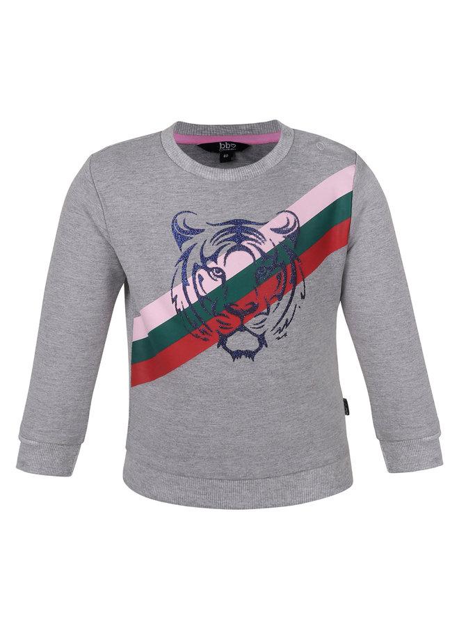 Sweater Stripe - Grey