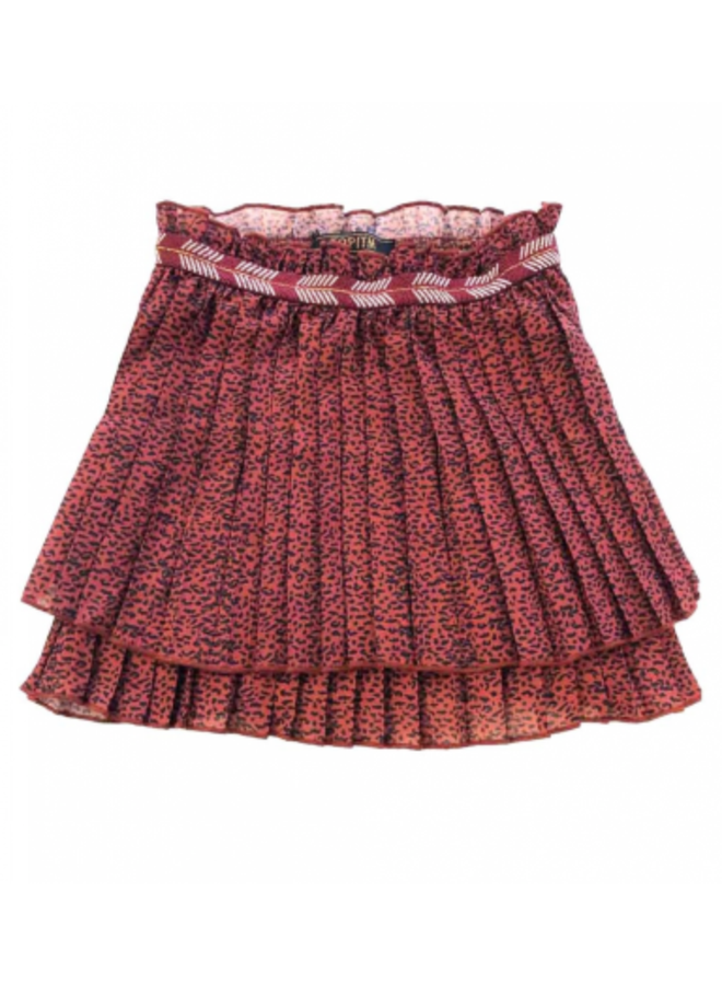 Abby Skirt Plisee