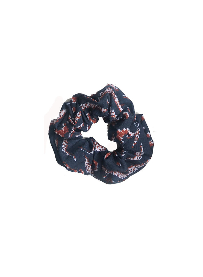 Scrunchie Wave Nearly Black