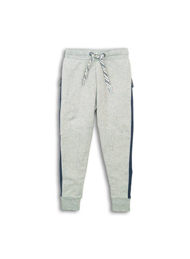 Jogging Trousers - Grey Melange