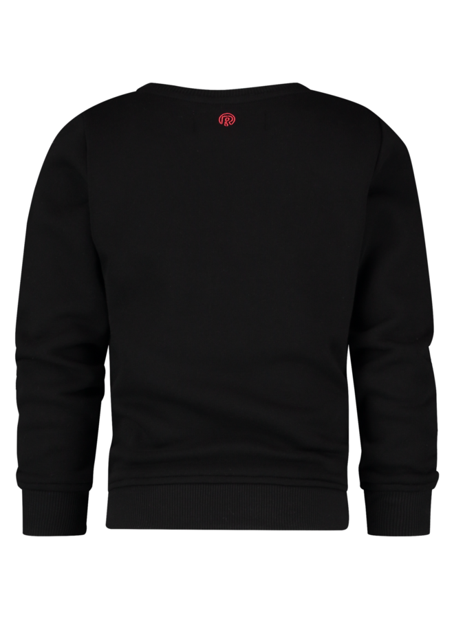 Valletta - Sweater - Deep Black