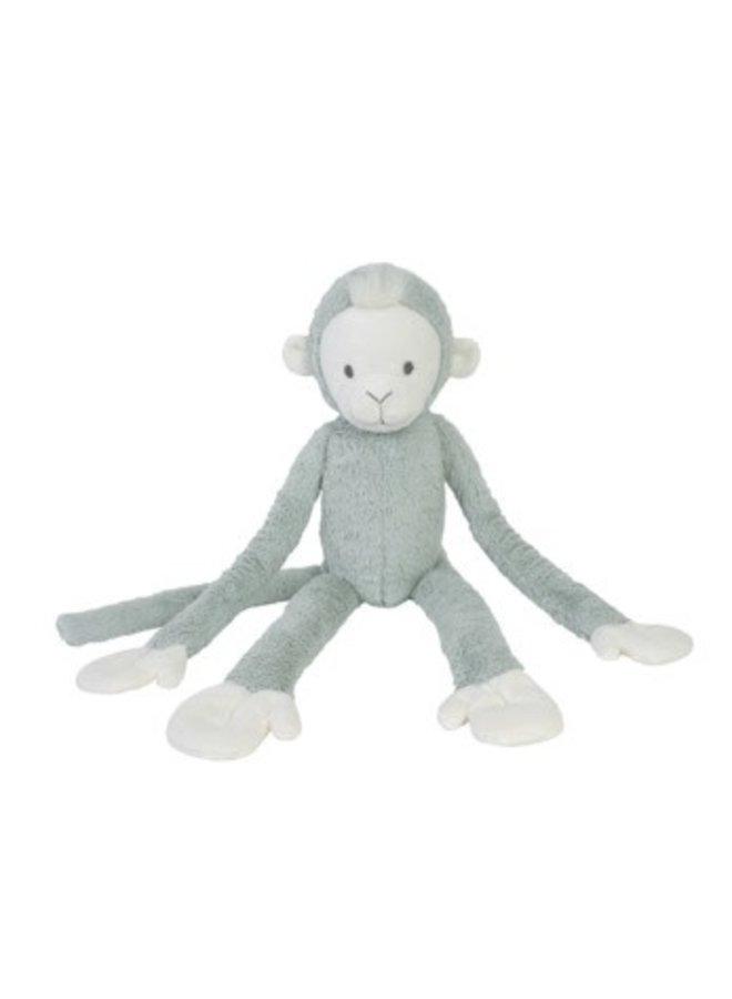 Teal Hanging Monkey no. 2 - 42cm