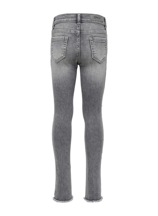 Blush - Skinny Raw Jeans - 0918 Noos