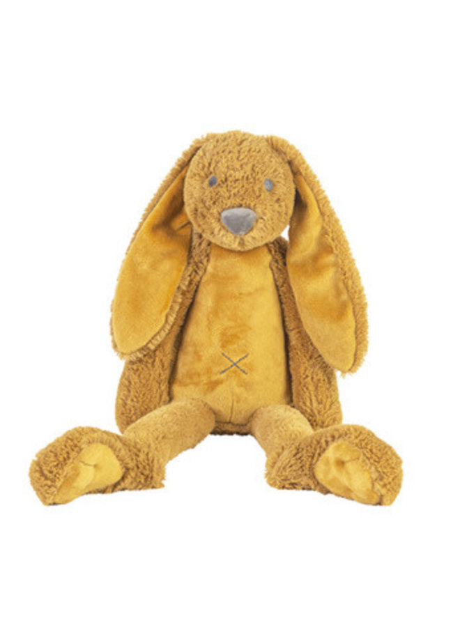 Big  Ochre Rabbit Richie - 58cm