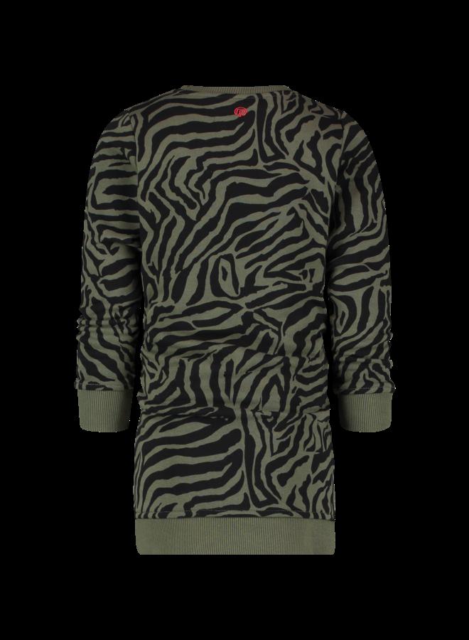 Dublin - Sweat - Army Zebra