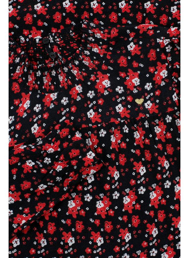 Dress Flower - Honeycomb