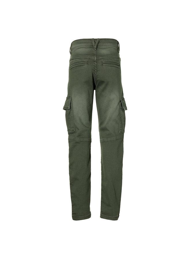 Kick - Pants - Faded Green