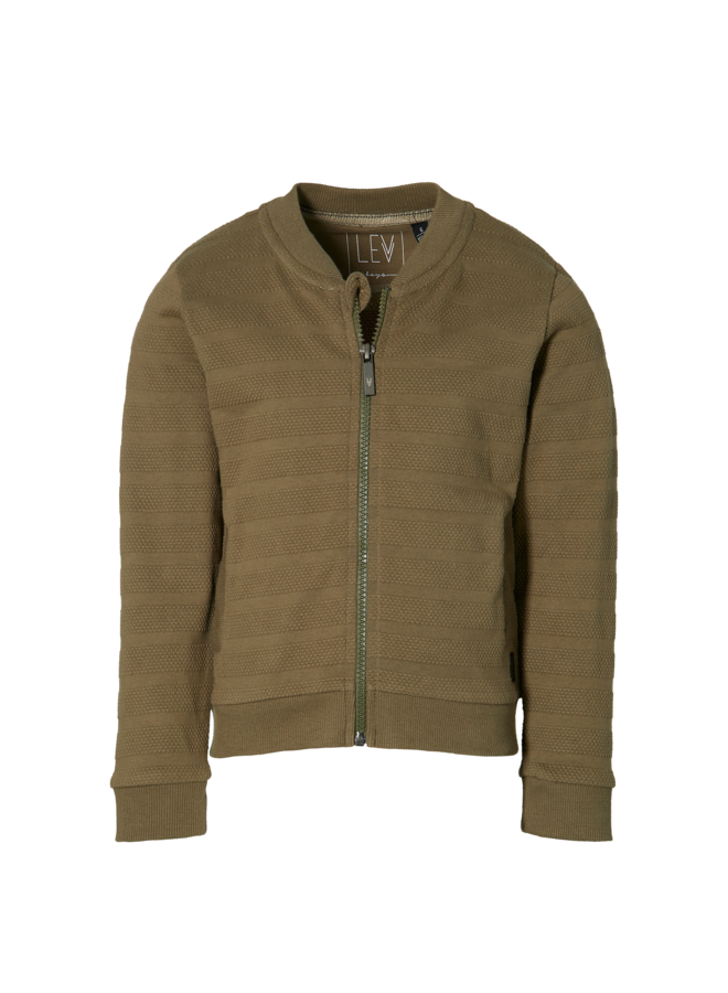 Ken - Jacket - Dusty Green