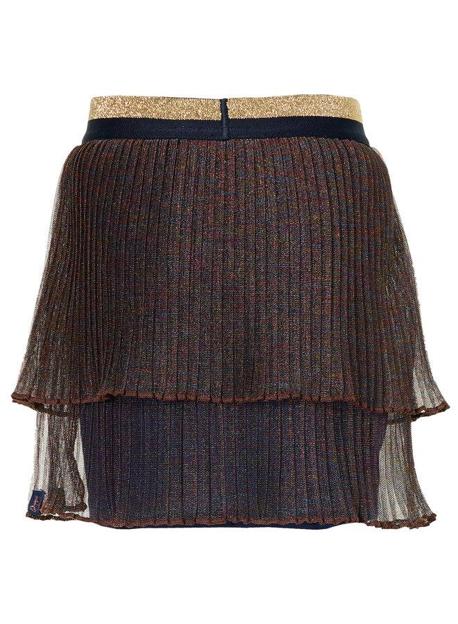 Doris - Skirt - Dark Blue