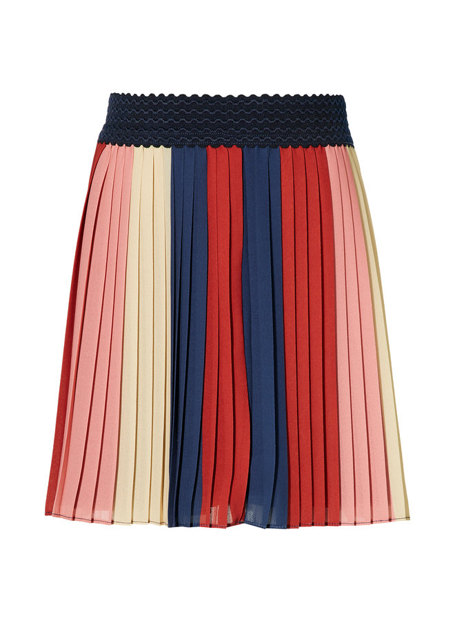 Dila - Skirt - Mutli Stripe