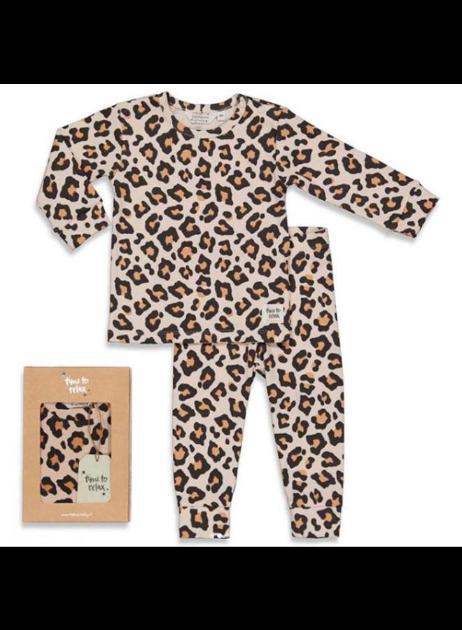 Limited Pyjama - Leopard Lou