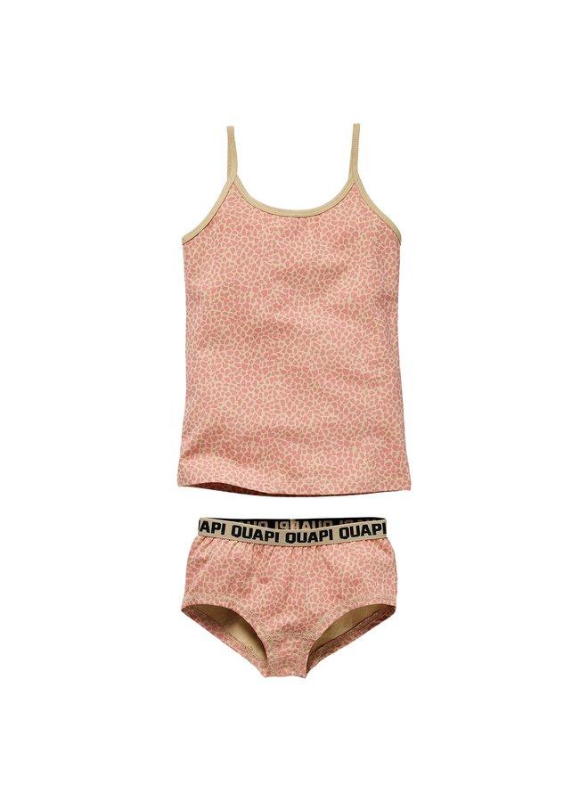 Pip - AOP Hot Pink Animal