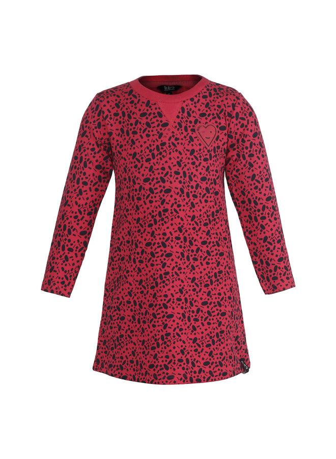 Dress Jersey - Dark Pink