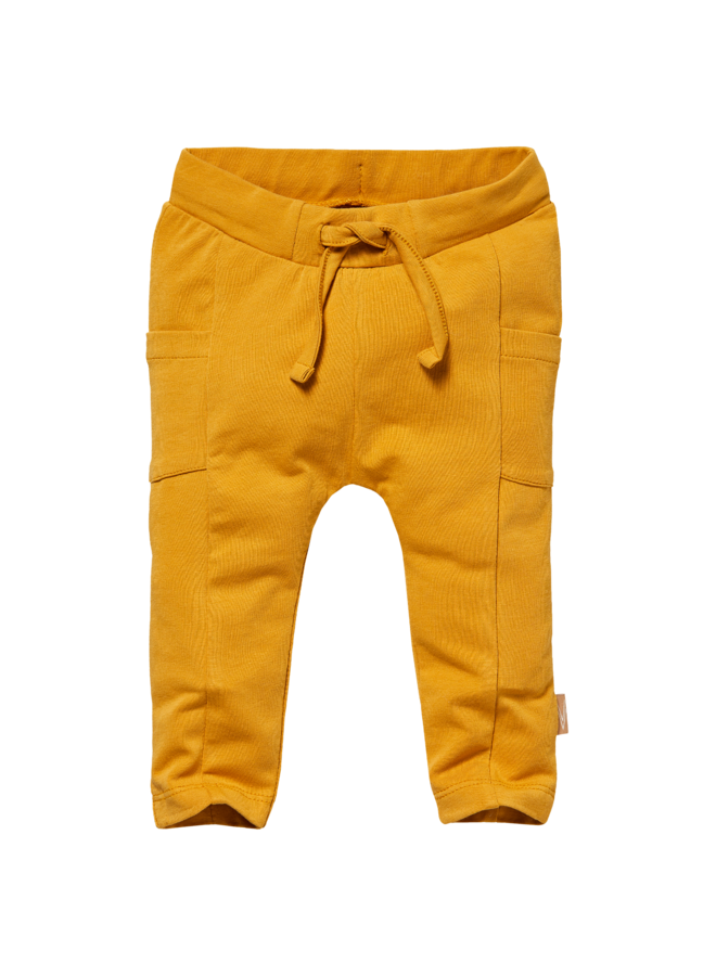 Luca - Pants - Mustard