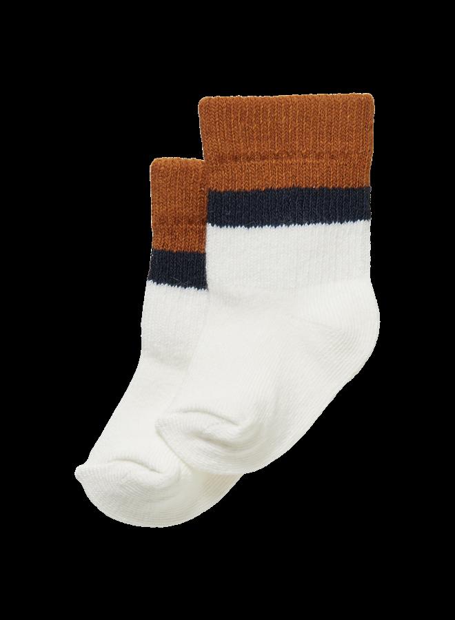 Lot - Socks - Caramel