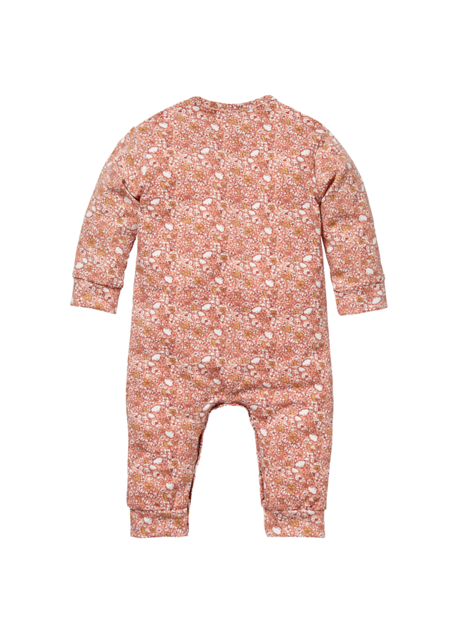 Lottie - Playsuit - Nude Flower