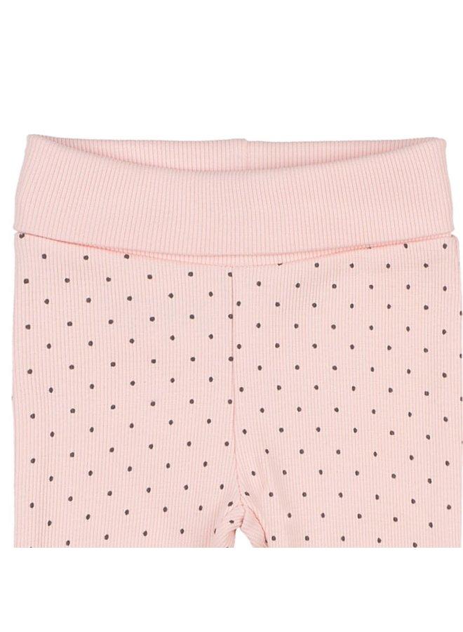 Broek AOP - Dots - Roze