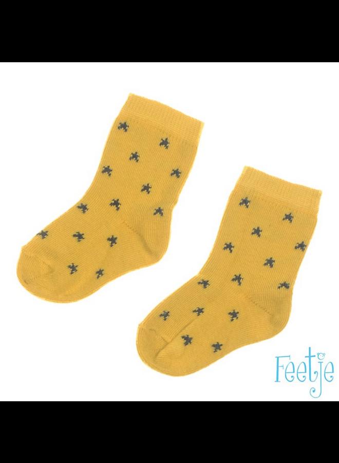 Sok - Stars - Geel