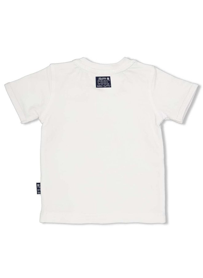 T-shirt Today - Team Icecream - Wit