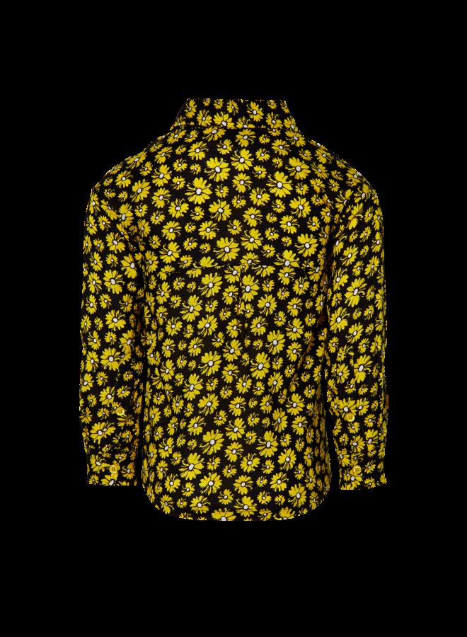 Fera - Blouse - Summer Yellow Daisy