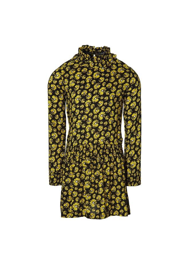 Fanny - Dress - Summer Yellow Daisy