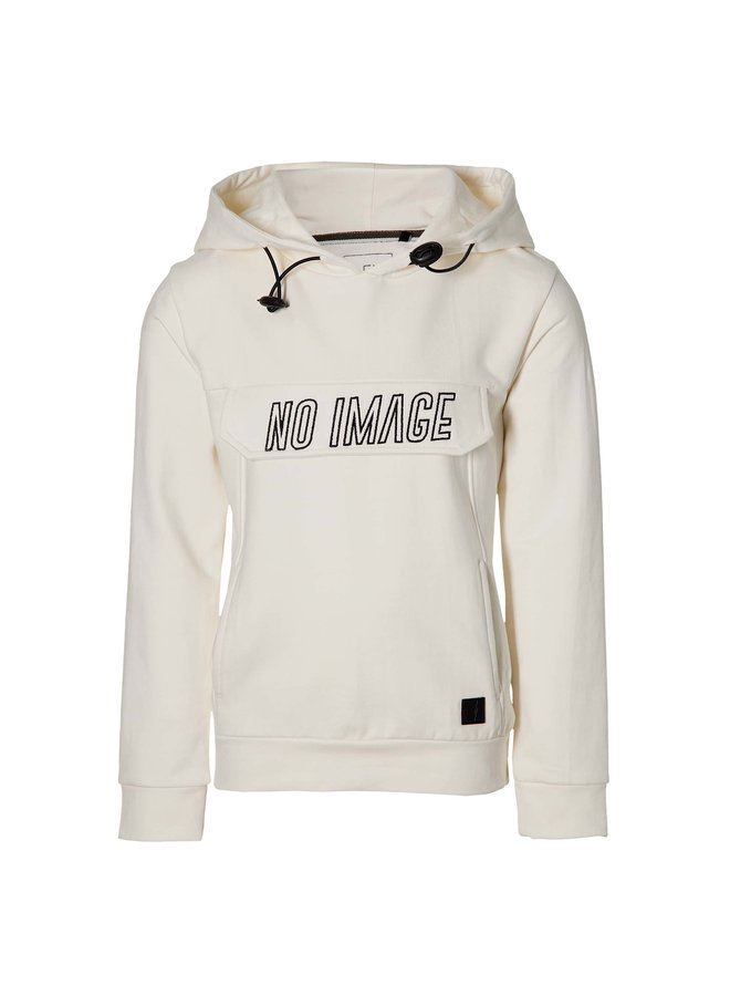 Mauro - Hooded Sweater - Off White