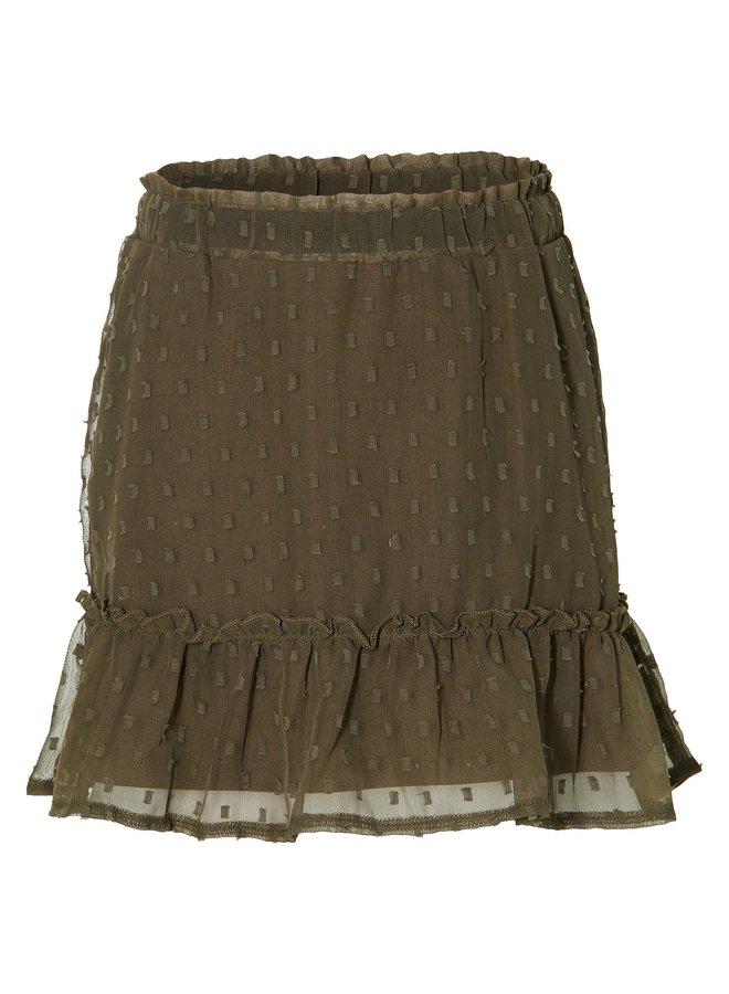 Mieke - Skirt - Olive