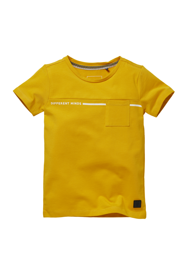 Nando - Shortsleeve - Old Yellow