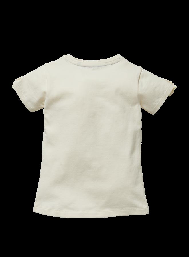 Nelleke - Shortsleeve - Off White