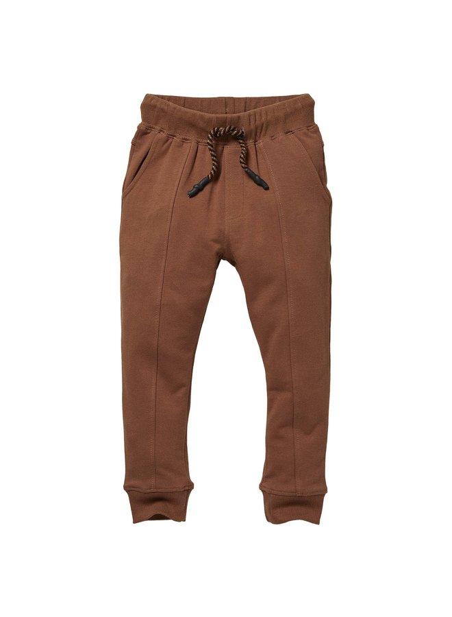 Nijs - Sweatpants - Copper Brown