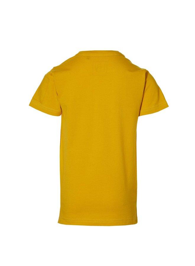 Mairo - Shortsleeve - Old Yellow