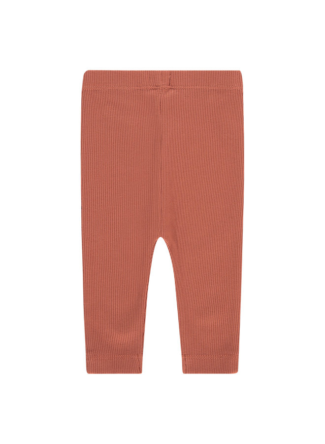 Baby Pants - Indian Red SS21