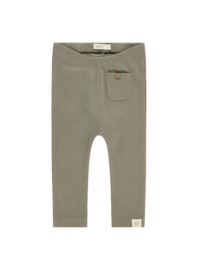 Baby Pants - Olive Green SS21
