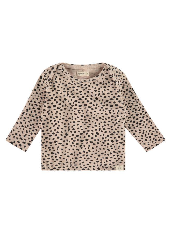 Baby T-shirt Longsleeve - Seashell