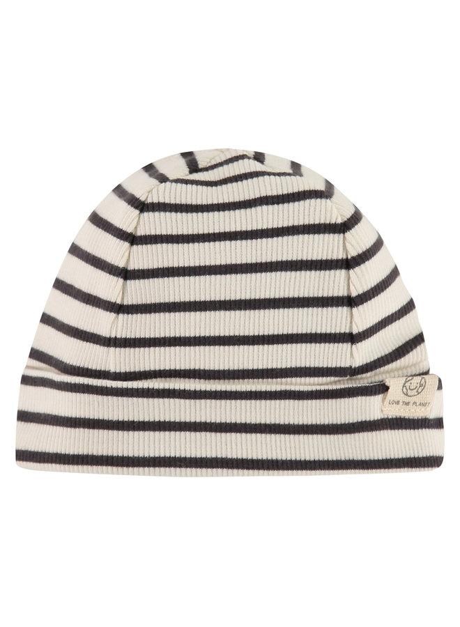 Baby Hat - Ebony