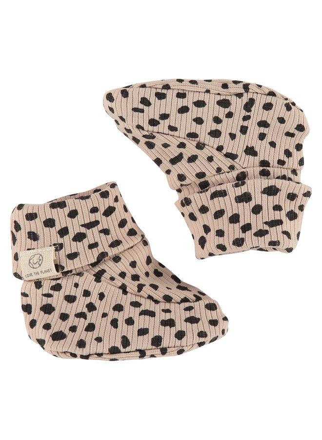 Baby Slippers - Seashell SS21
