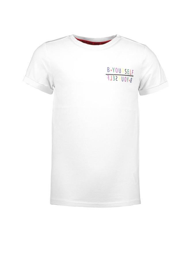 B.Yourself - Short sleeve t-shirt - Snow White