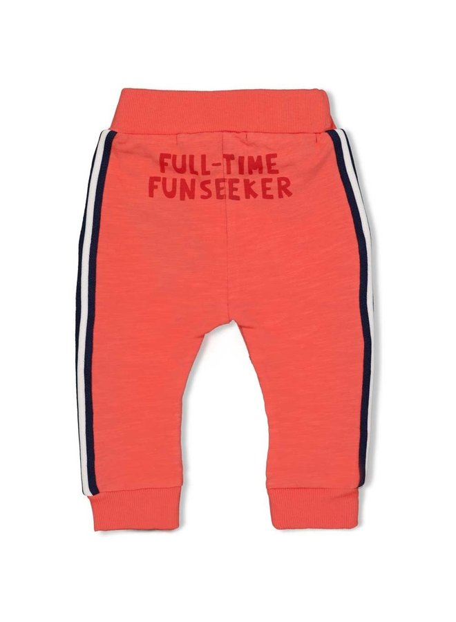 Broek - Here Comes The Fun - Oranje