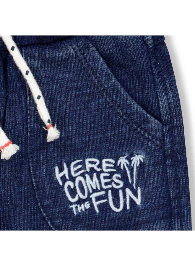 Broek - Here Comes The Fun - Indigo