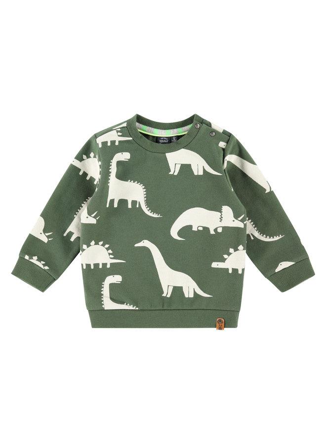 Boys Sweatshirt - Army SS21