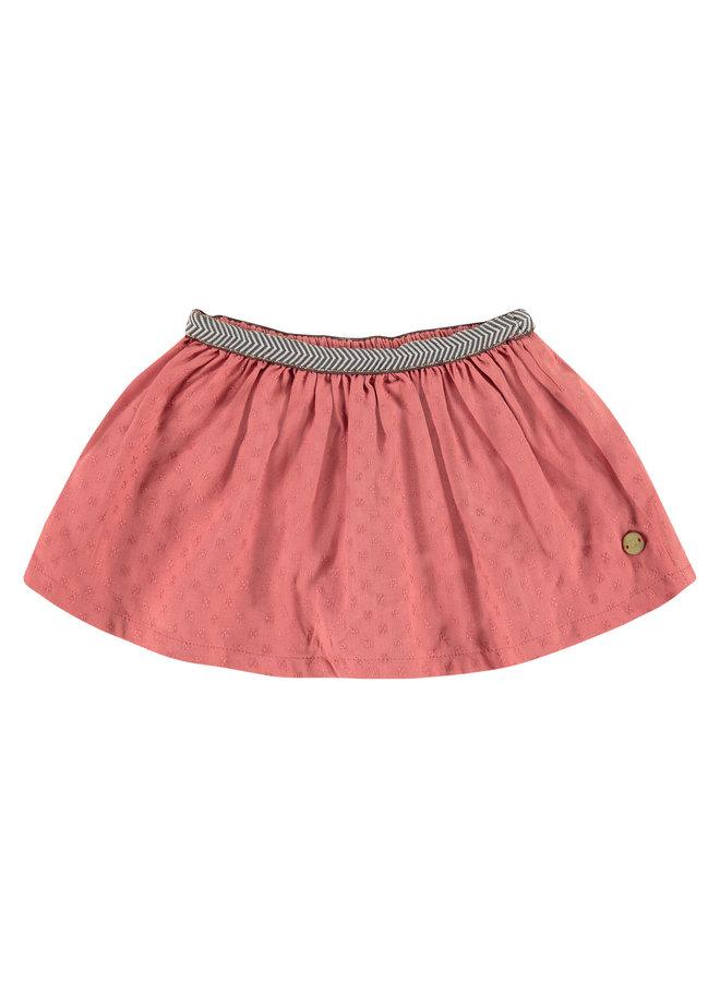 Girls Skirt - Faded Rose SS21