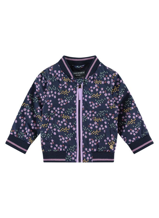 Girls Summer Jacket - Marine SS21