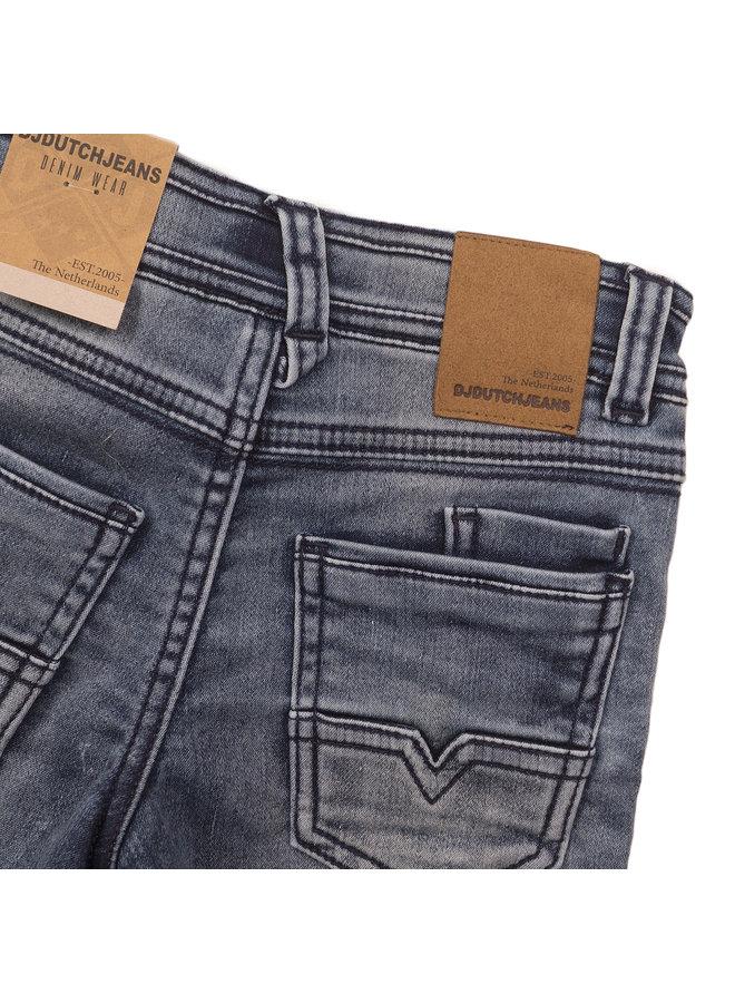 Boys Jeans Shorts - Blue Jeans SS21