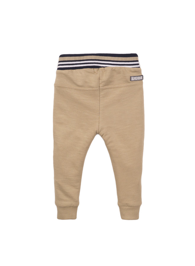 Boys Trousers - Sand SS21