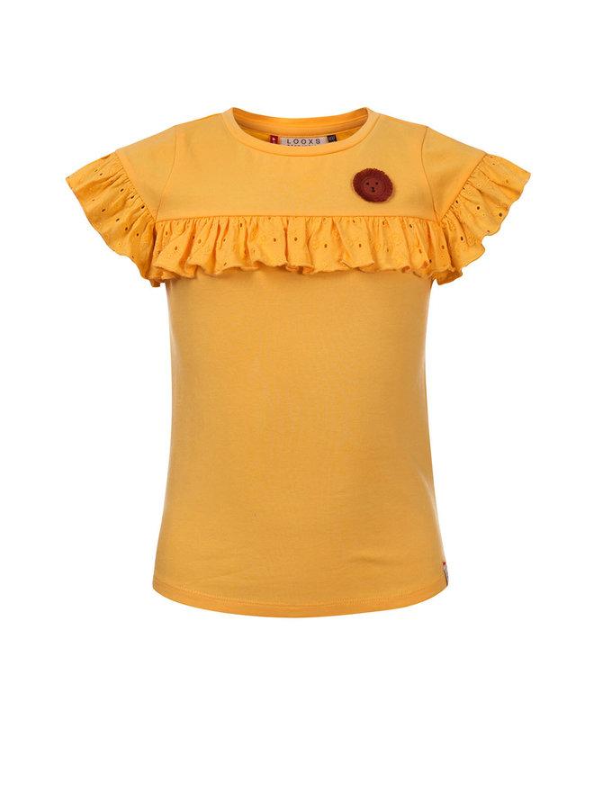 T-shirt ss - Vanilla