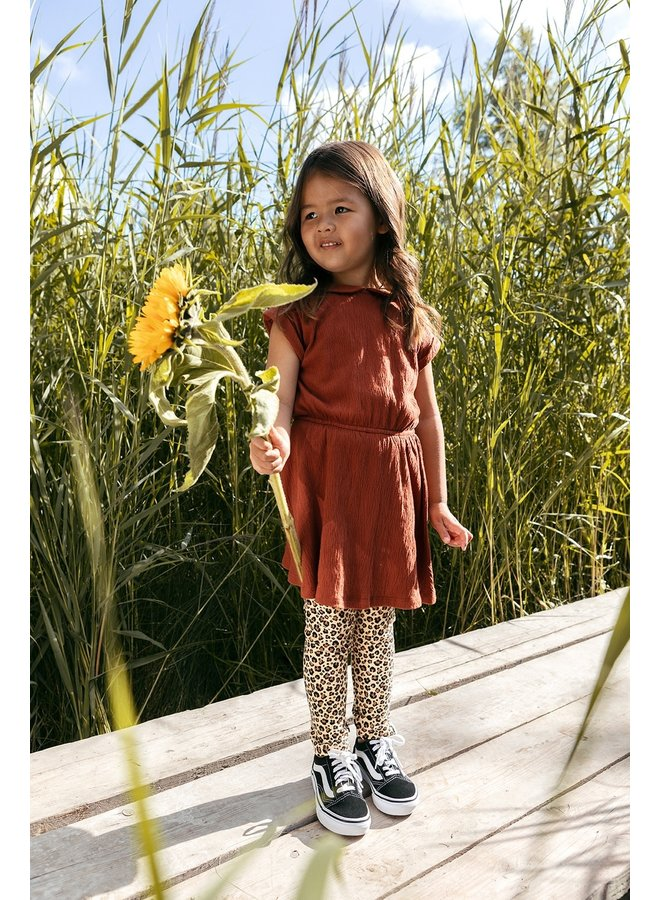 Dress - Pecan