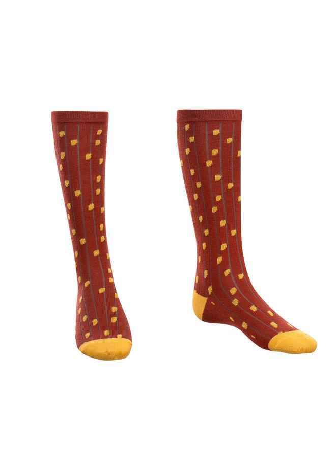 Knee Socks - Doodle