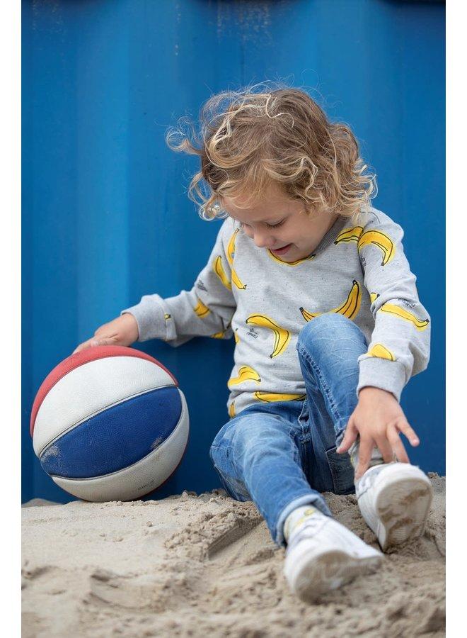 Sok AOP - Playground - Grijs melange