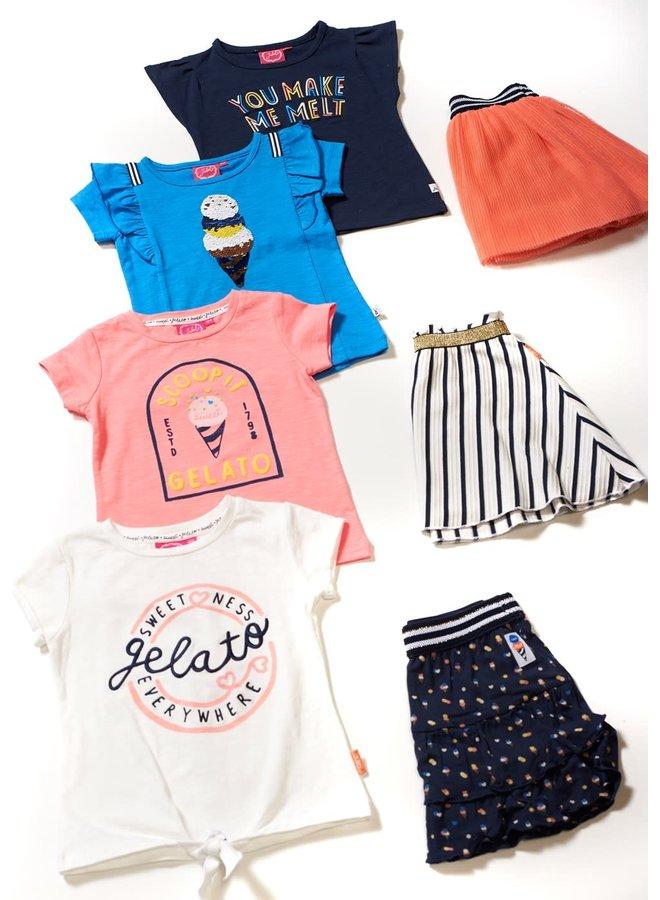 T-shirt Gelato - Sweet Gelato - Offwhite
